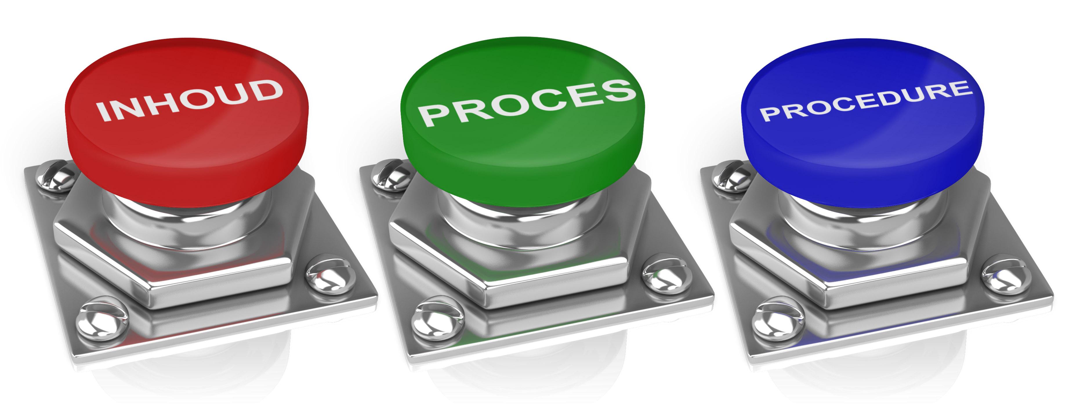 inhoud-proces-procdure